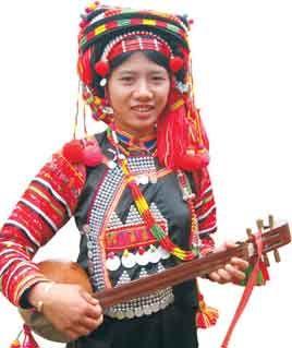 Ha Nhi People in Vietnam