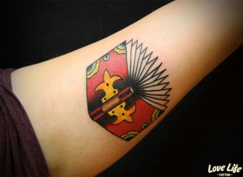 Book, Love Life Tattoo Shop
