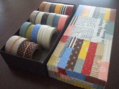 素敵なマスキングテープの使い方62選♪簡単ですぐできる活用法特集