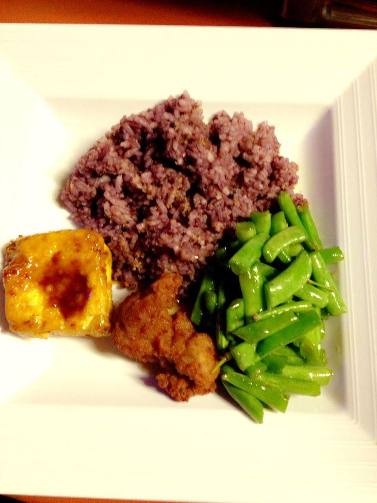 Nasi Kalong - Kalong Rice