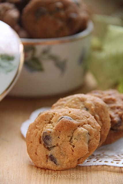 Almost Famous Amos Chocolate Chip Cookies