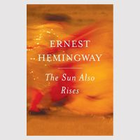 25 Books that define Cool #1 'The Sun Also Rises' Each page took me about 5 minutes to read because it was mind blowing but I loved it. Hemingway is A-Ok on my book-shelf. Should re-read this with Jakey.