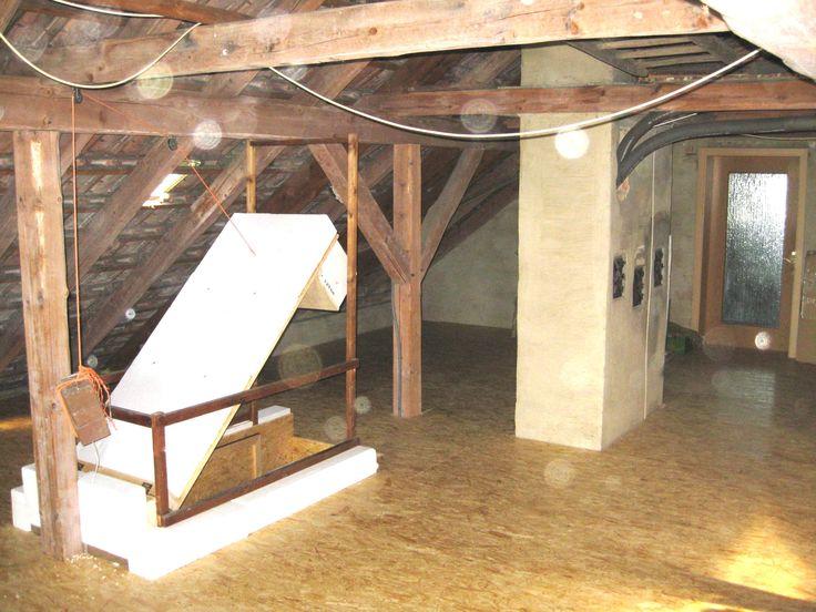 die besten 17 ideen zu dachbodentreppe auf pinterest raumspartreppen flur speicher und. Black Bedroom Furniture Sets. Home Design Ideas