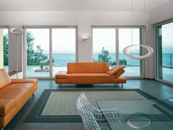 Illuminazione #Artemide e #Flos per armonizzare il proprio spazio abitativo.