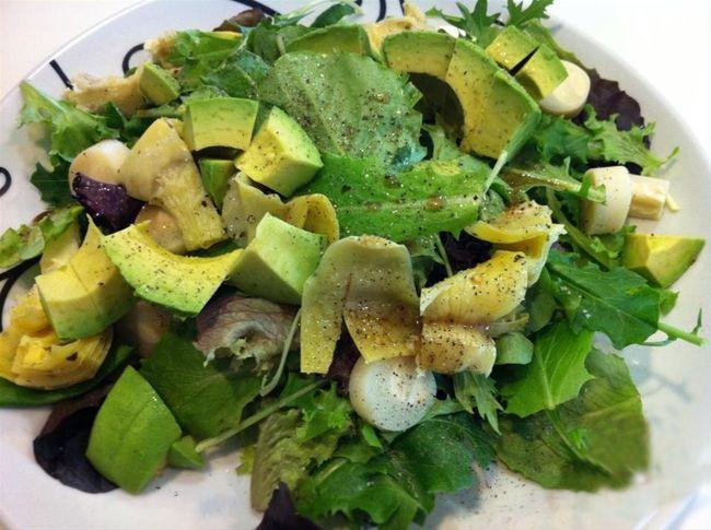 ... oil kalamata olives artichoke hearts hemp seeds artichokes salad