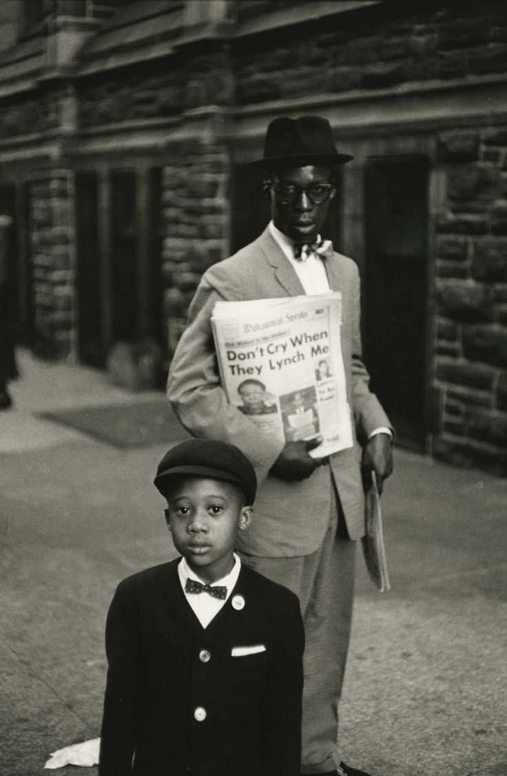 Bruce Davidson, Time of Change: Don't Cry When They Lynch Me