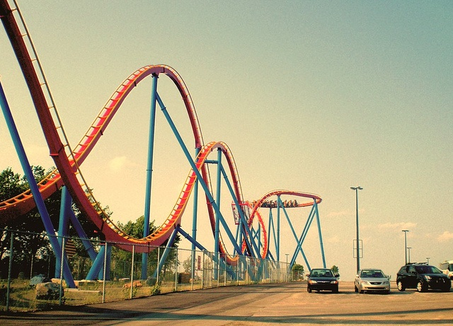 17 Best Images About Awesome Roller Coaster On Pinterest