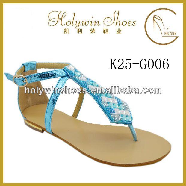 Holywin fashion flat summer sandals 2014 for women $4~$6