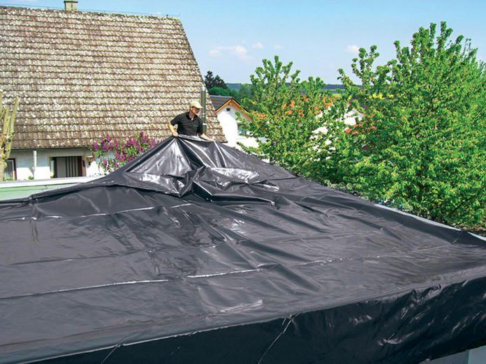 Dachbegrünung Anlage, Pflege und Kosten Dachbegrünung