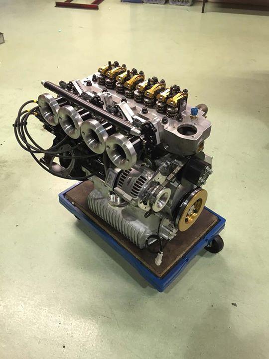 7Port 1460cc Mini race engine #MED Engineering