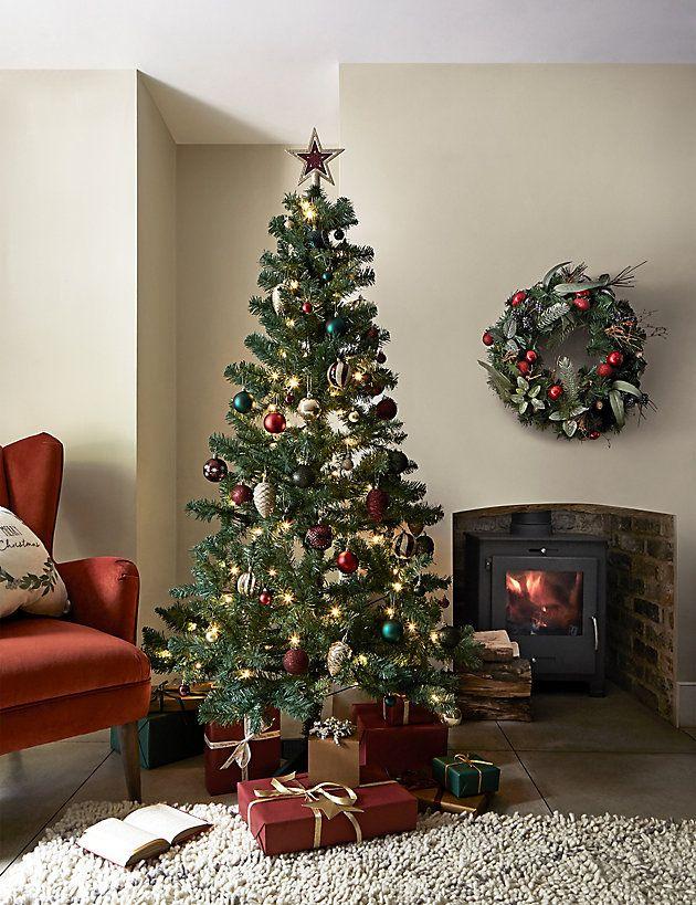 6ft Christmas Tree Bundle M S M S Christmas Tree 6ft Christmas Tree Christmas Tree