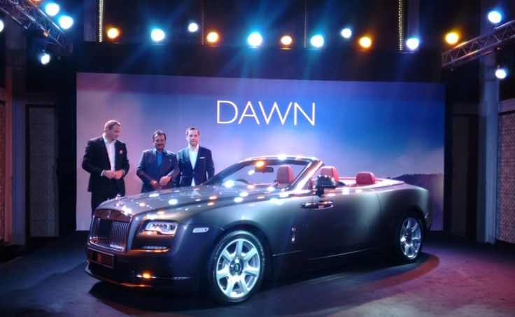 #Business_News   Rolls-Royce Dawn launched in India. The British car manufacturer - Rolls-Royce Dawn was launched in India on Friday, for Rd 6.25 crore... Get the latest global #business_news_updates from #Bizbilla http://www.bizbilla.com/hotnews/Rolls-Royce-Dawn-launched-in-India-4610.html