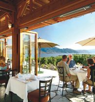 Quails' Gate Estate Winery - Old Vines Restaurant ~Kelowna, BC
