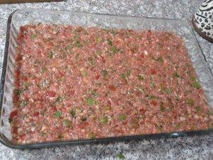 tepsi kebabı resimli anlatım 31 300x225 Tepsi Kebabı Tarifi