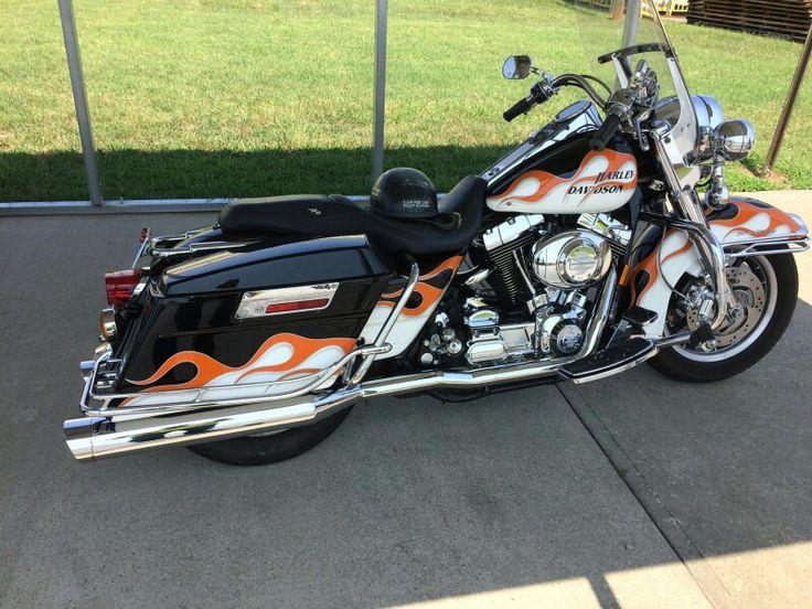 Hot Harley Davidson Road King Classic