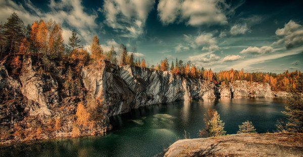 Карелия. Природа, Россия, карелия, длиннопост