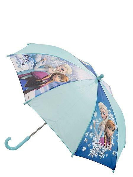 Kaunis Frozen-sateenvarjo suojaa niin vesi- kuin lumisateeltakin. Yli 3-vuotiaille.