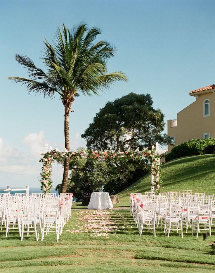 Oceanfront Puerto Rico Wedding at El Conquistador - MODwedding