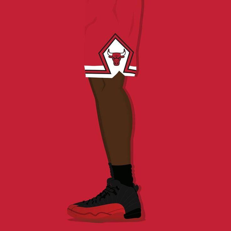 Flu Game  #oldschoolassociation ___________________ #sneakernews #sneakerfreaker #sneakerart #sneakerheads #jordansdaily #jordans #jordan12 #flugame #mj23 #chicagobulls #bulls  #complexkicks #consignment #nbaart #sneakerart #kicksonfire #igsneakercommunity #sneakerporn #slamkicks #nba #nbakicks #sneakerhead #wearejordan #jordan #airjordan