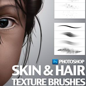 50 New and Free Photoshop Brush Packs