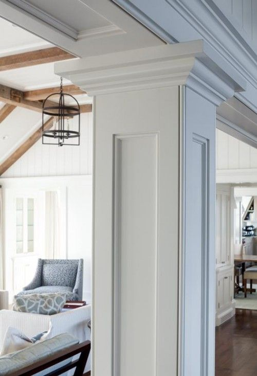 Square Column Trim : Best interior columns ideas on pinterest