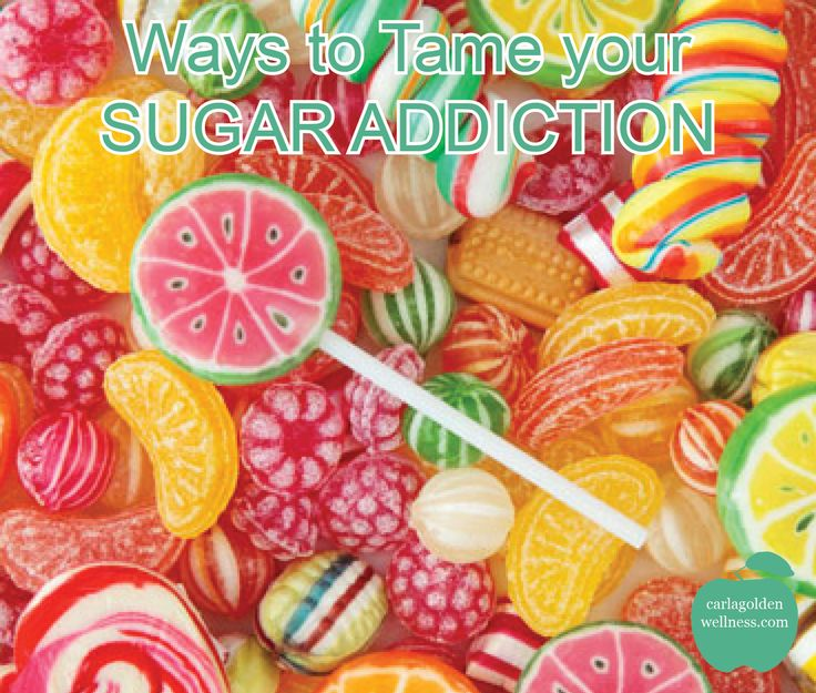 The key to taming a sugar addiction is to eat more sugar!  What?  Yes, but natural, whole, raw sugar which is found in fruit.