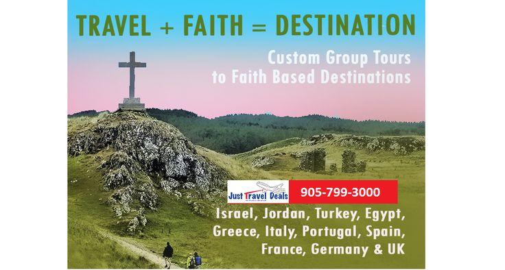 Custom Groups Tours To Faith Based Travel Destinations