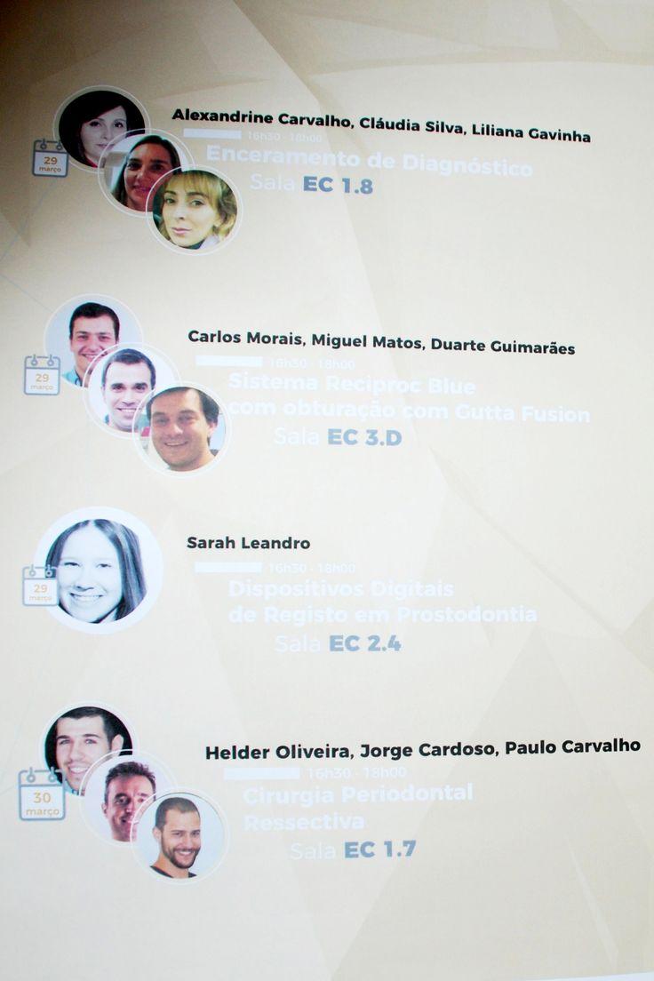 XVI Jornadas de Medicina Dentária  29 e 30 de Março 2017 - Auditório da Universidade Fernando Pessoa