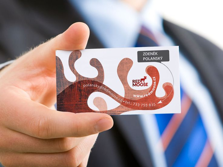 Theme / business card from Milan Drobka