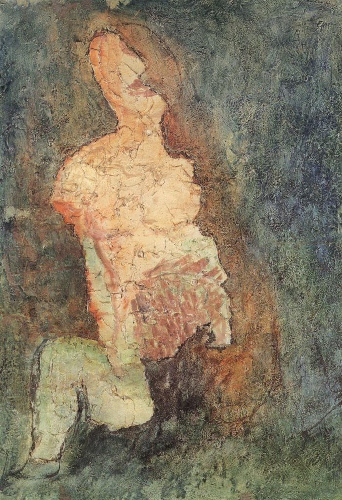"Fautrier, ""Sarah"", 1942"