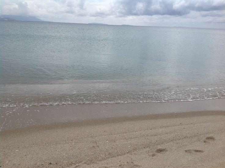 Шикарные песчаные пляжи Коса