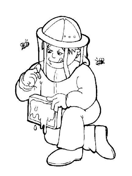 Profissões-apicultor