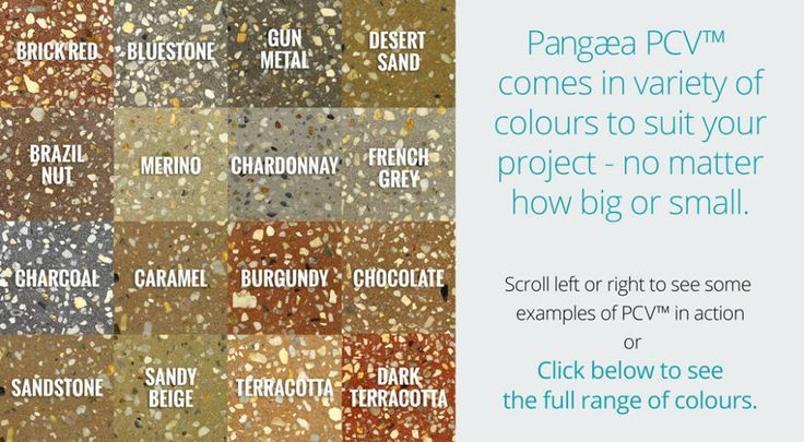 Pangæa Polished Concrete Veneer (PCV™) | Pangea Floors