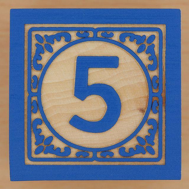 Block Number 5