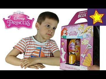 Сладости Дисней для детей распаковка Sweet Box opening http://video-kid.com/16086-sladosti-disnei-dlja-detei-raspakovka-sweet-box-opening.html  Привет, ребята! В этой серии Игорюша открывает сладкий набор Принцессы Диснея с разными сладостями и главное сюрпризами. Ранее у нас был похожий набор с Тачками Дисней. Disney Princess Sweet Box opening ******************************************************Спасибо большое за просмотр, нашего канала!Thanks а lot for watching our…