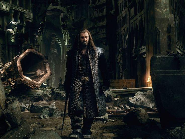 Als Zwerg Thorin Eichenschild kämpfte sich Richard Armitage durch Mittelerde, nun steht der Darsteller aus der