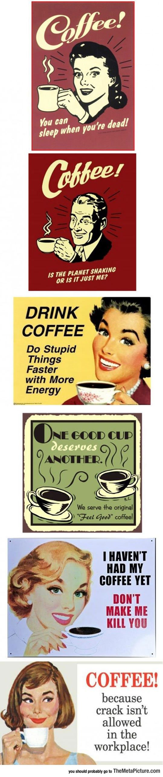 Undeniable Truths About Coffee