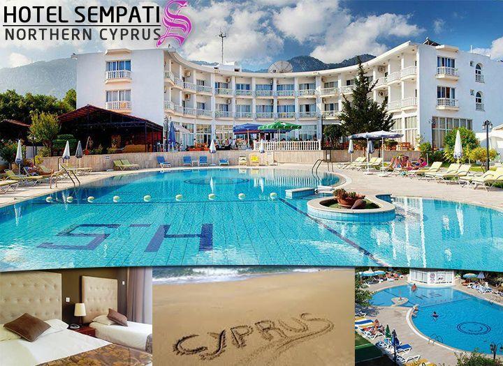 Mai utazás Belföld Kupon - 30% kedvezménnyel - Mai utazás Belföld - Észak-Ciprusi utazás szeptemberi időpontokkal, Kyreniába a Hotel Sempati***-ba, egy főnek félpanziós ellátással, bécsi indulással akciós áron 147.000 Ft. Most fizetendő 8.800 Ft..