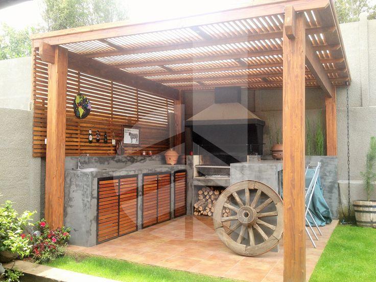 comercialdominguez proyecto quincho microcemento casa los prados la dehesa