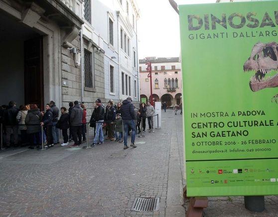 Padova, affondo di Giordani  sulla mostra del San Gaetano: «Voglio riportare la programmazione degli eventi nelle mani del Comune»