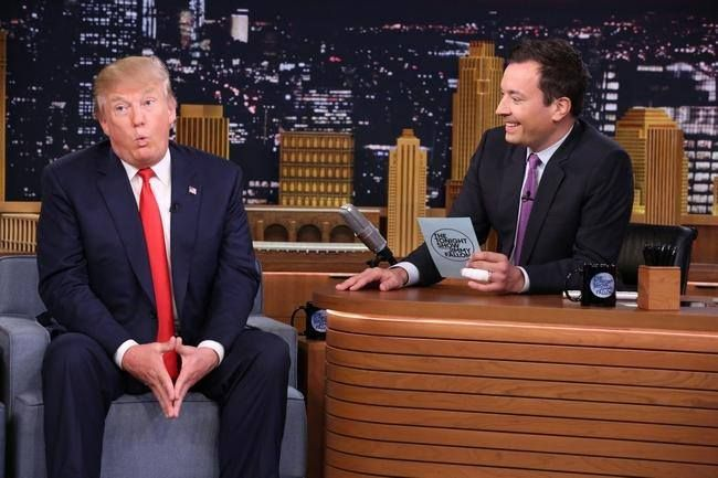 "#tcot #teaparty #union #iww #occupy #ows #p2 #p21 #tlot    Trump on 'Tonight:' Will apologize 'if I'm ever wrong'    http://www.telegram.com/article/20150912/NEWS/150919694/101478   Donald Trump clarified, sort of, a long-standing question about his personality during an appearance on Friday's ""Tonight Show.""  Host Jimmy Fallon asked him, playfully, if the billionaire developer and GOP presidential front-runner has ever apologized for anything..."