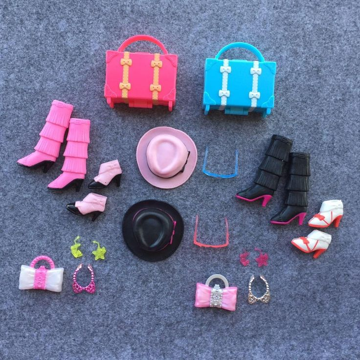 Cute Mini 1/6 Boots, hats, glasses, handbags, necklaces earrings  Doll Accessories for Blyth Momoko, Licca, OB, Azone Doll #Affiliate