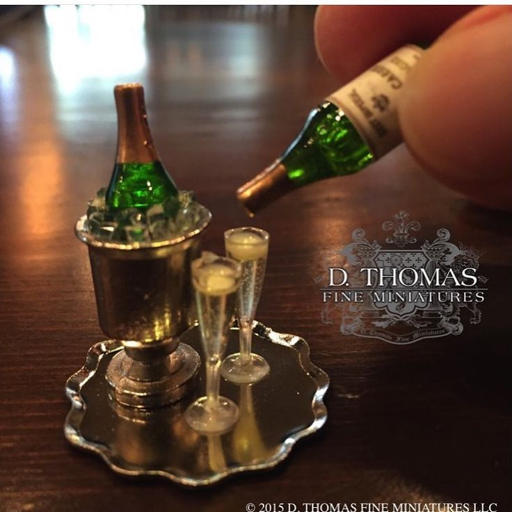 Available on-line and in-store at D. Thomas Fine Miniatures! #obeytheminiature