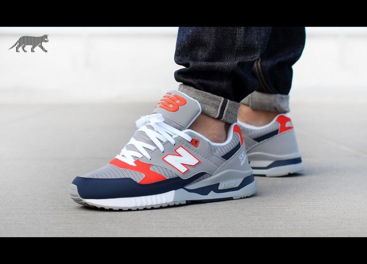 New Balance m530gno (Grey / Navy) I need another pair of New Balance !
