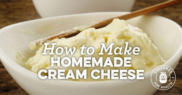 how to make cream cheese sauce
