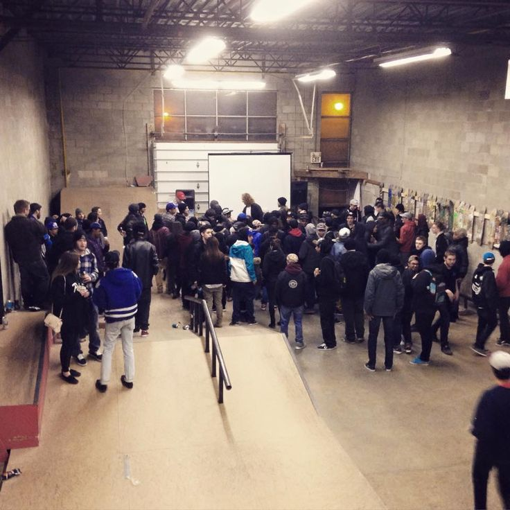 UNCOMMON PREMIER. I honestly believe Mississauga has one of the best underground skate scenes in the world.