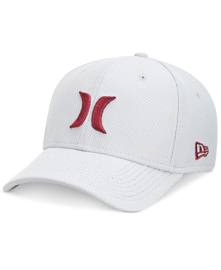Hurley Men s One And Only Diamond 3930 Hat - Hats fed1bc2a3846