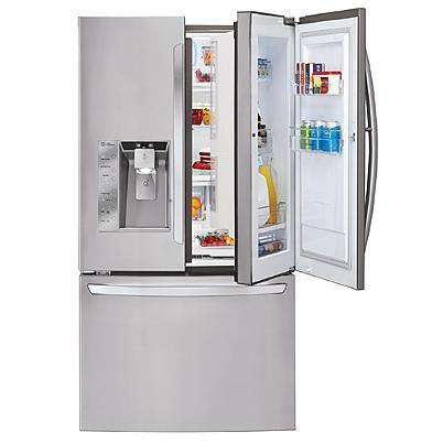 French Door Refrigerator W/Door In Door. Best Refrigerator BrandsFrench ...