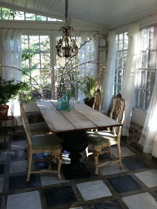 1000 images about closed in deck on pinterest porch for Garden room 4 seasons