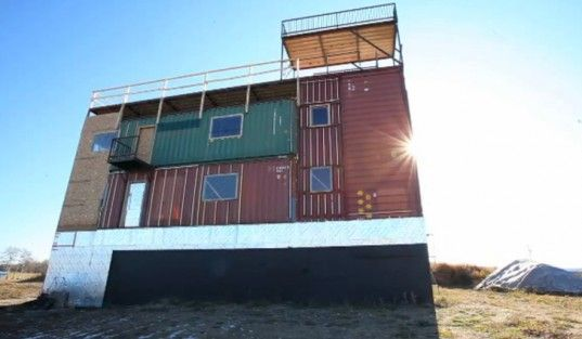 Sea-Can House is Made Completely From Shipping Containers   Inhabitat - Sustainable Design Innovation, Eco Architecture, Green Building